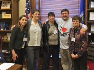 Swearingen Library Legislative Day 2017