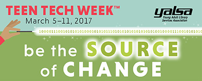 Teen Tech Week: Are you ready!?