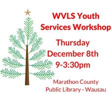 WVLS Youth Services Workshop Square