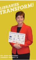 Rep Mary Felzkowski Transform Poster