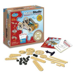 MakerStudio Gears Set