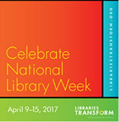 National Library Week April 2017