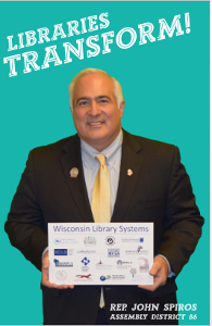 Rep Spiros Libraries Transform Poster