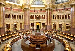 The Library of Congress opened its catalogs to the world. Here's why it matters