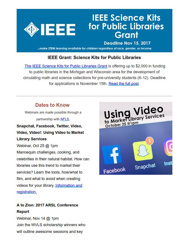 WVLS Newsletter 19 October 12 2017 002