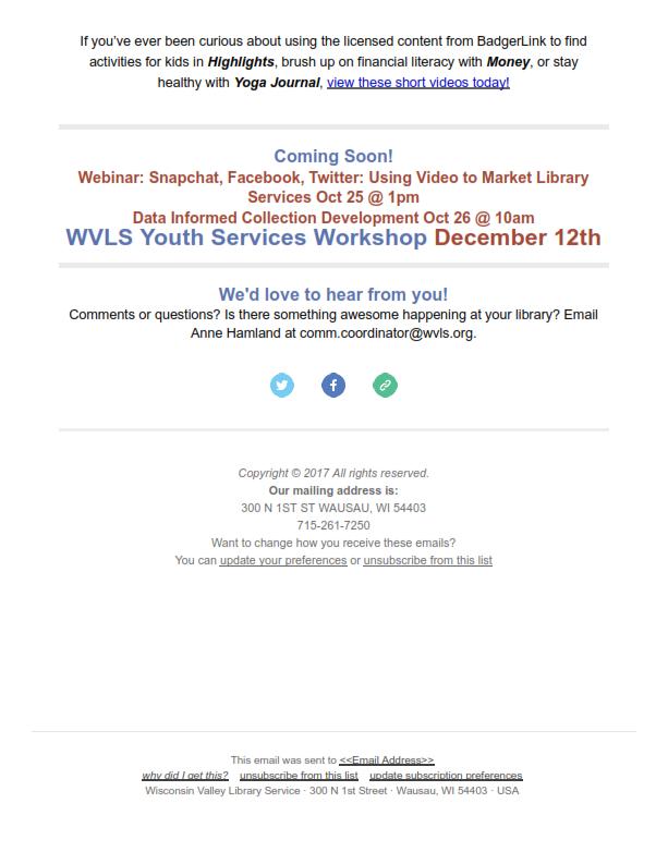 WVLS Newsletter 19 October 12 2017 006