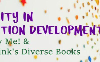 Diversify Me! and BadgerLink Diverse Books