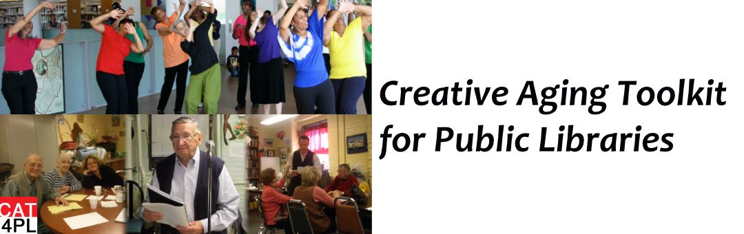 Creative Aging Toolkit for Public Libraries