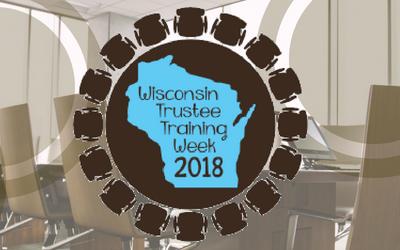 Trustee Training Week 2018
