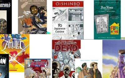 Graphic Novels and Manga