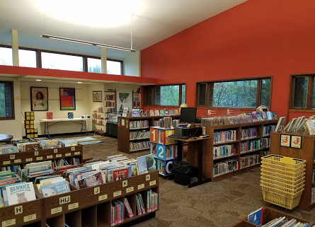 Intern at Hales Corners Library