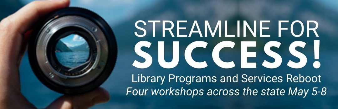 Streamline for Success banner