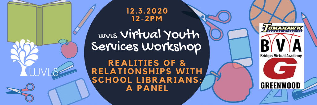 Youth Services Workshop on December 3rd