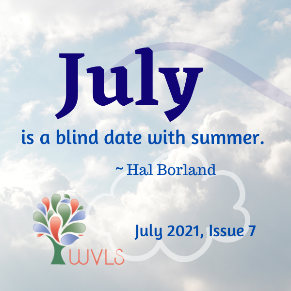 July Newsletter Now Available